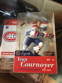 Yvan Cournoyer McFarlane - Montreal Canadians