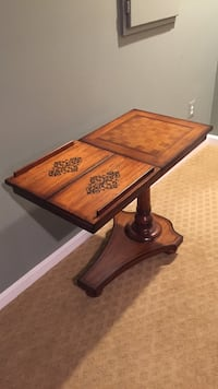 Brown wooden chess board table  Frederick, 21704