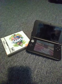 Nintendo 3DS XL blue with game St. Augustine, 32080
