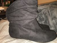 new black ankle boots Topeka, 66612