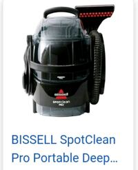 Bisell Spot Cleaner