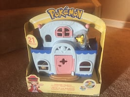 Pikachu House Party Play Set