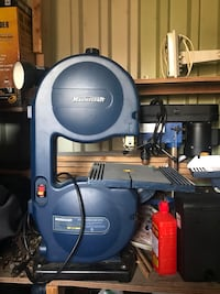 Blue and black craftsman power tool London, N6E 2B6