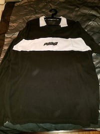 Long Sleeve Puma Shirt