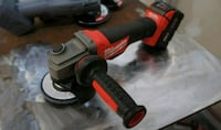 Brand New Milwaukee M18 Fuel Grinder with 5.0 Battery  Apple Valley, 55124
