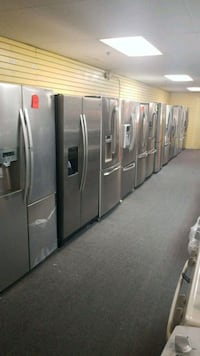 French door stainless steel refrigerator on sale  Randallstown