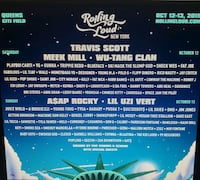 2 day Rolling Loud Tickets  Philadelphia