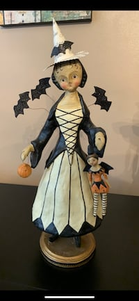 Witch Nicole Sayre Collectible