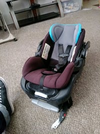 Carseat with base Canutillo, 79835