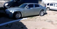 Chrysler - 300 - 2006 NEEDS ENGINE Albuquerque