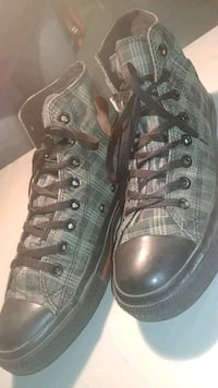 Chuck Taylor's Fashion Sneakers Mens 9