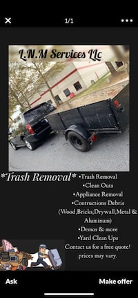 Junk removal Laurel