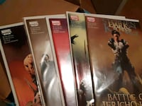 Dark tower , Battle of jericho hill set 1to5. mint 9.8  Mississauga, L4Z 3T2