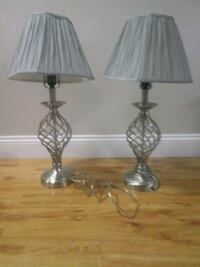 matching table lamps Chelsea, 02150