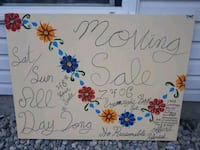 Moving sale  Calgary, T2C 3A4