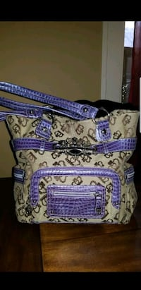 Kathy van Zealand tote purse