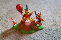 Winnie the Pooh and Friends cake topping Chambersburg