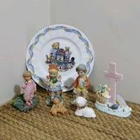 Lot of collectible figurines