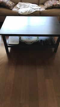 new black wooden coffee table Rockville, 20852