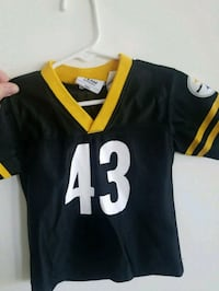 18 months  Steelers Jersey  Frederick