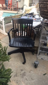 black wooden windsor rocking chair Mill Valley, 94941