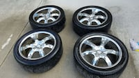SUV Tires with rims Riverview, 33579
