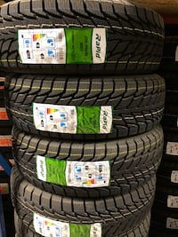 WINTER TIRES FREE INSTALL & BALANCE  Vaughan, L4H 0C9
