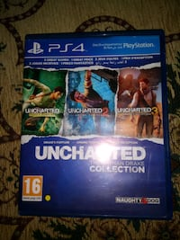 UNCHARTED THE NATHAN DRAKE COLLECTİON Ahmet Yesevi Mahallesi, 16140