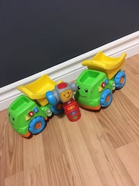 toddler's two toy trucks Barrie