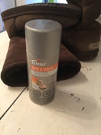 UGG Brown Suede Boots..comes with free full can of Tana Protecter Toronto, M6G