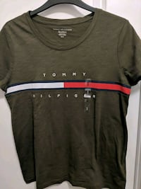 New! Hilfiger T-Shirt - Small Brampton, L6P