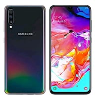 ABrand new Sameung Galaxy A70 same specs as s10 or note 10