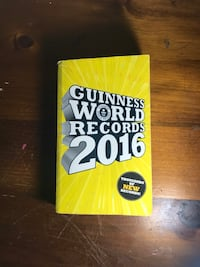 Guinness World Records 2016 Captain Cook, 96704