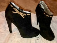 Women's size 8M booties Milford, 01757