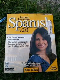 Instant Immersion Spanish Learning Kit New in Box Pawtucket, 02861