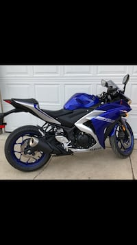 Yamaha R3 excellent condition! Fun to ride!