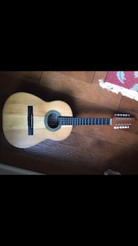 FS/FT: Colombian Tiple (similar to a 12-string guitar)  Columbia, 29205