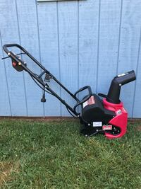 Troy-Bilt Electric Snow Thrower Manassas, 20110