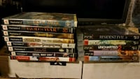 PS2 & PS3 Game lot