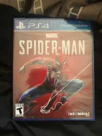 Spider-Man PS4 (Brand New) 816 mi
