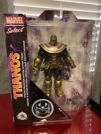 Marvel Select Disney Exclusive Thanos Action Figure