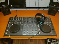 pioneer dj t1+Akai speakers+ sony headphones Toronto, M6M 3A1