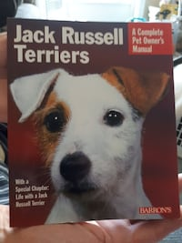 Book on Jack Russell pups  London, N5V 3H6