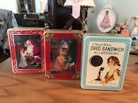 3 Collectible Oreo Tins Gainesville, 20155