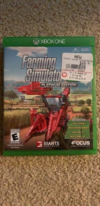 Farm Simulator 17 Xbox One Bethesda, 20817
