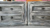 Rustic Side/End Tables!