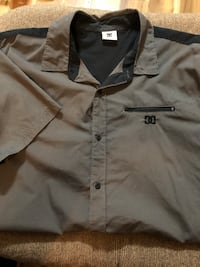 Men's DC Dress Shirt