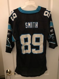 Steve Smith Panthers Jersey Falling Waters, 25419