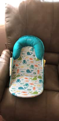 Other Brand New Honest Blue Bumbo Baby Seat With Tray