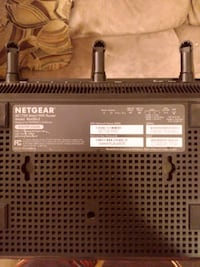 Netgear smart wifi router